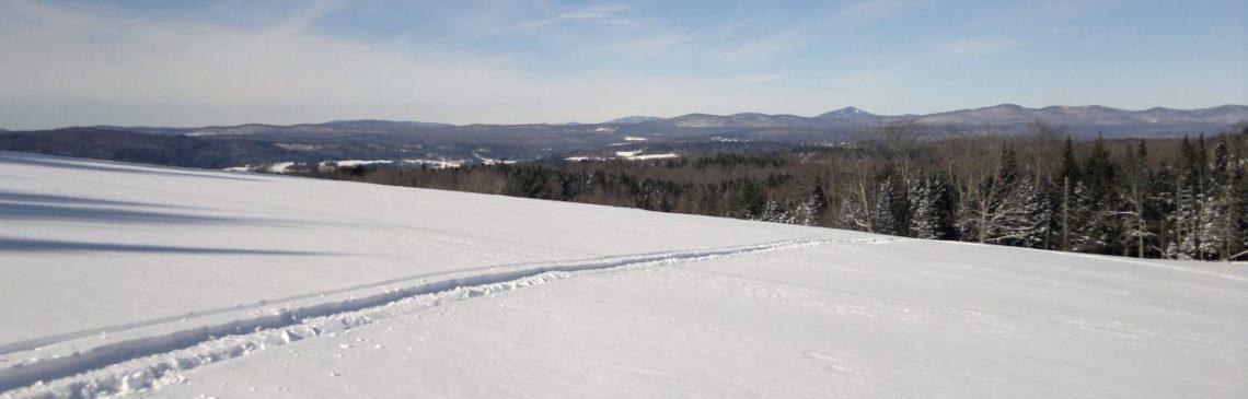 Across the Snow Line