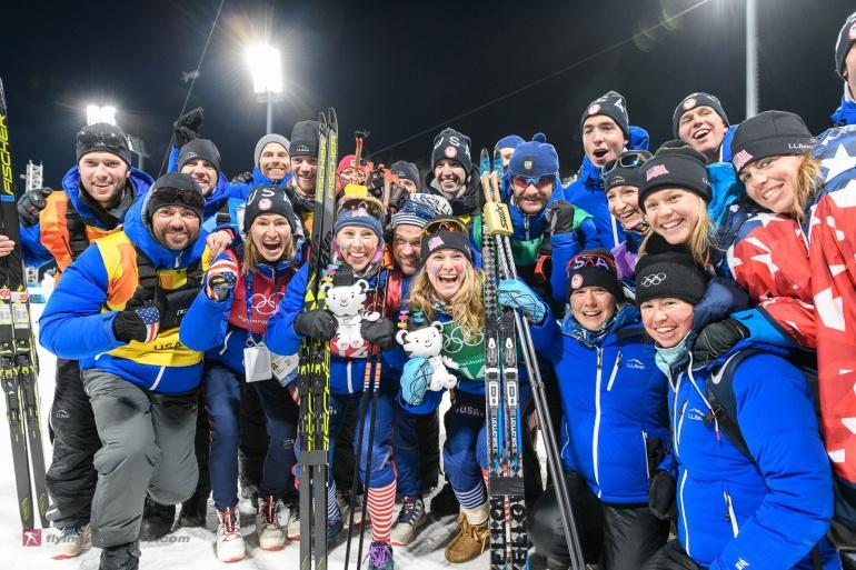 Team USA group photo