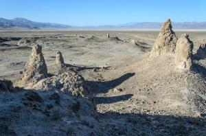 desert pinnacle rocks